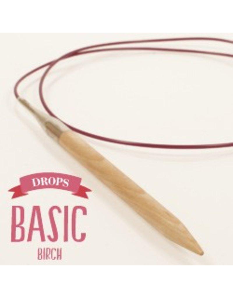 Drops Bambus Rundstricknadel