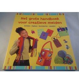 Het grote handboek voor creatieve meiden