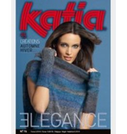 Katia Knitting Book Elegance 76