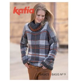 Katia Knitting Book Basic 9