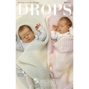 Drops Breiboek Baby 25