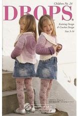 Drops Strickbuch Kinder 24