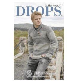 Drops Knitting Book Man 135