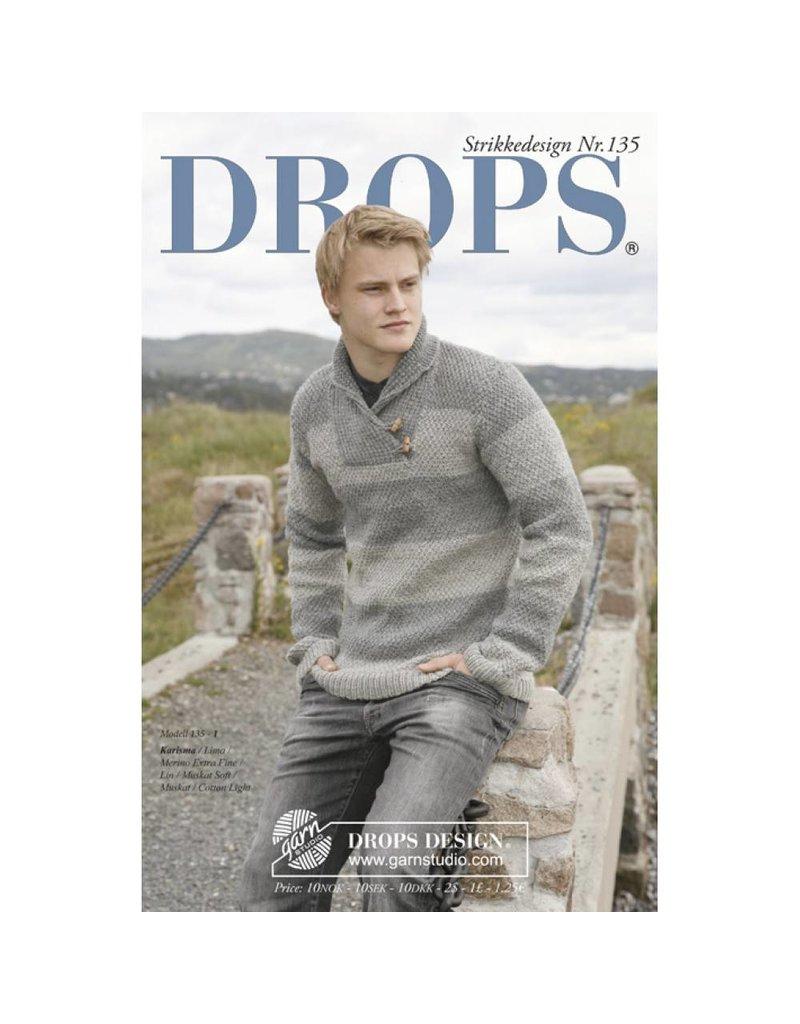 Drops Strickbuch Hern 135
