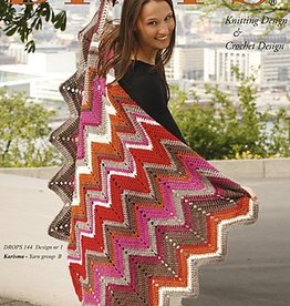 Drops Knitting Book Accessories 144