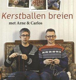Arne en Carlos kerstballen breien