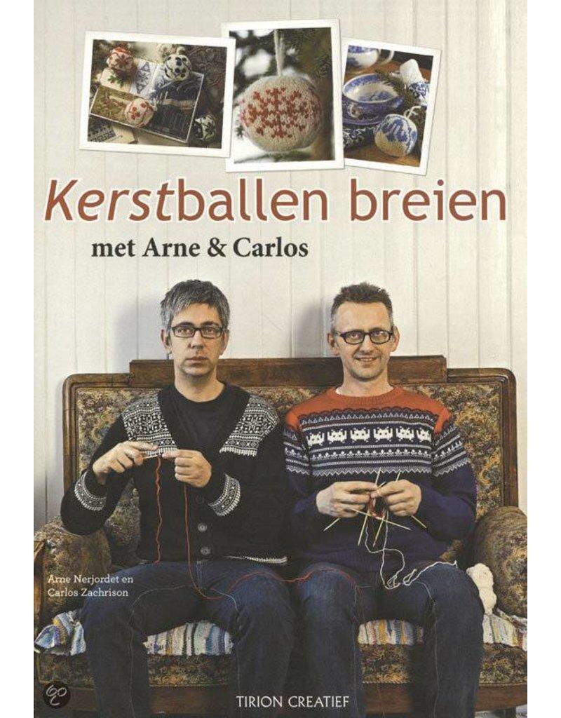 Arne und Carlos ChristBälle Stricken