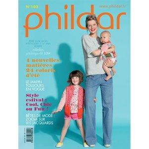Phildar Strickbuch 103