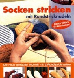 Addi Knitting book sock knitting