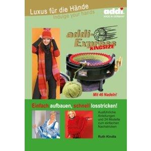 Addi Express Strickbuch für den Kingsize Express
