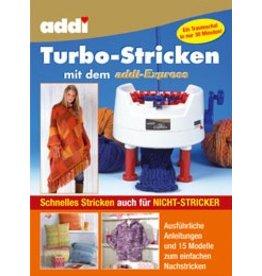 Addi Knitting book I Turbostricken