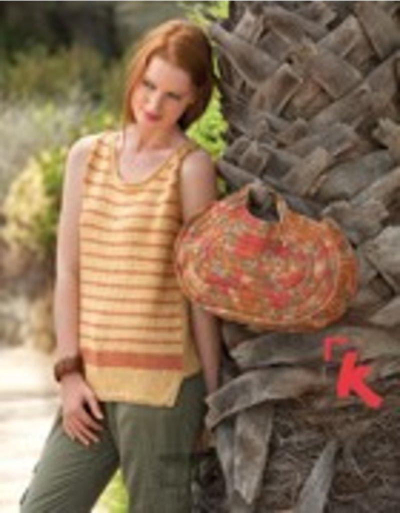 Katia Cotton Cord Print wool