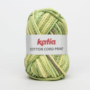 Katia Cotton Cord Print 102