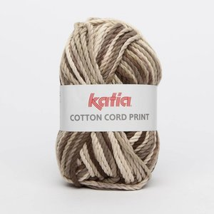 Katia Cotton Cord Print 101