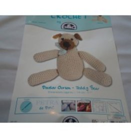 DMC Knitting kit Teddy Bear