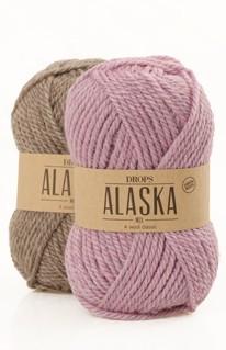 Drops Alaska brei - en haak Garens