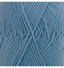 Drops Merino extra fine 19 Hellgrau/blau