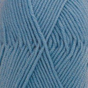 Drops Merino Extra Fine 19 Lichtgrijs blauw