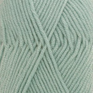 Drops Merino Extra Fine 15 Lichtgrijs groen