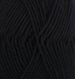Drops Merino Extra Fine 02 Black
