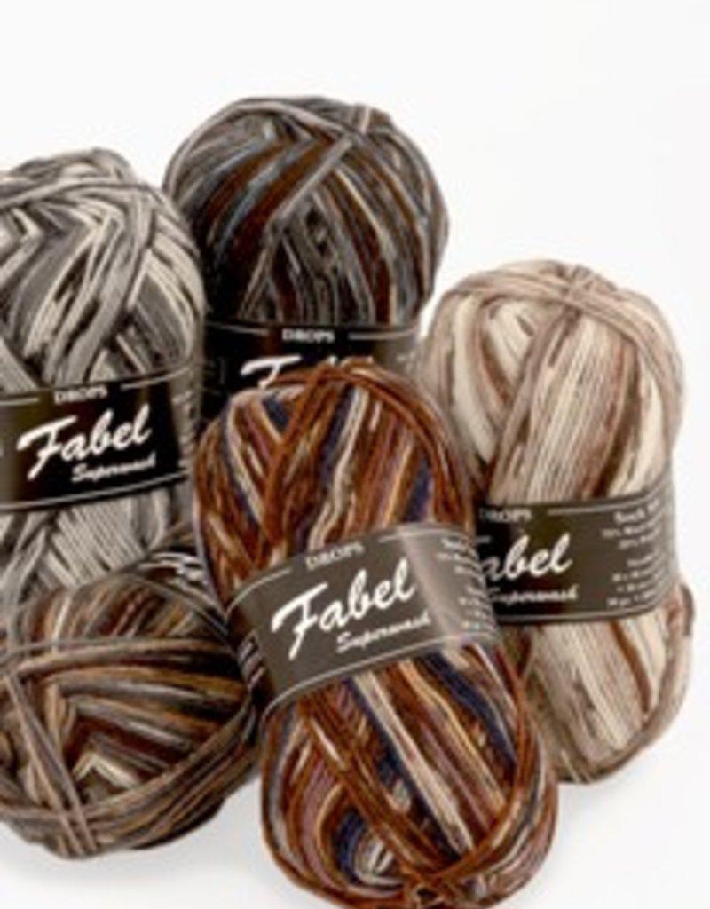 Drops Fabel Wolle & Garn - Copy