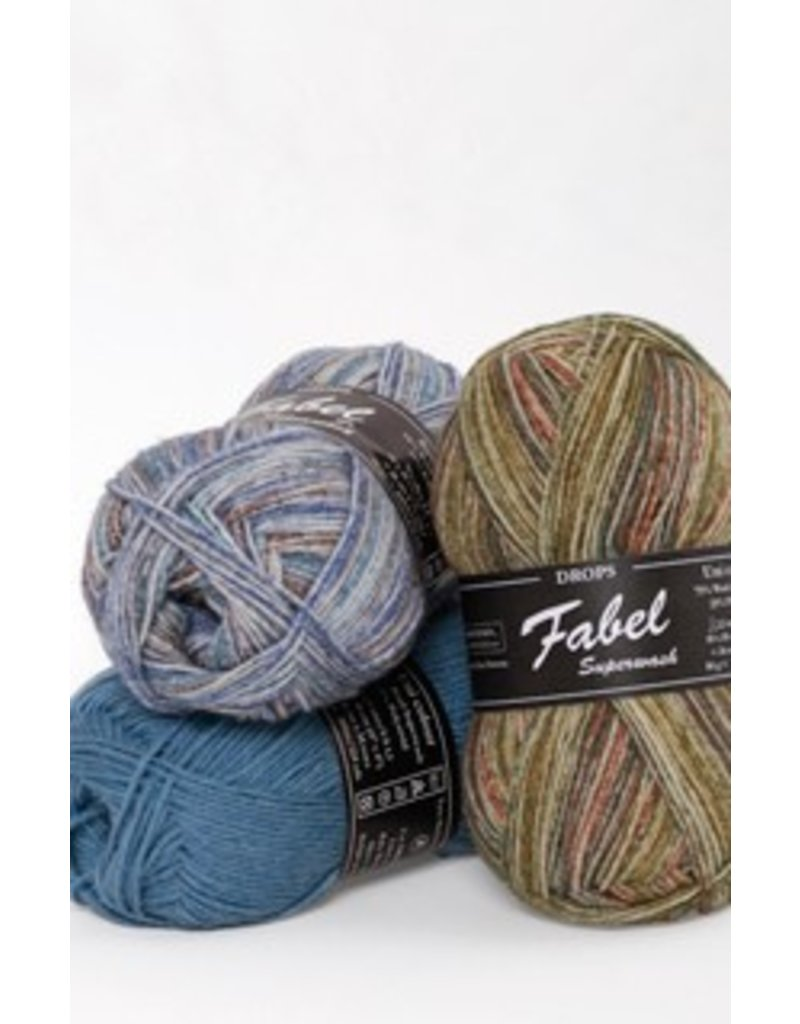 Drops Fabel Wool & Yarn