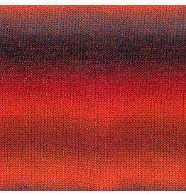 Drops Delight 13 red / orange / gray mix