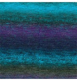 Drops Delight 09 turquoise / purple mix