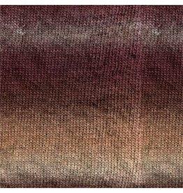 Drops Delight 02 plum / beige / heather mix