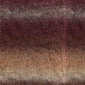 Drops Delight 02 Pruim/beige/heide mix