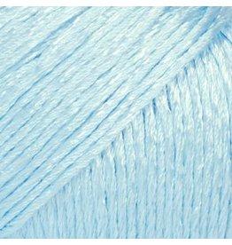 Drops Cotton Viscose 16 Eisblau