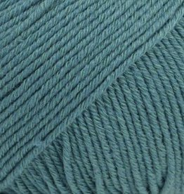 Drops Cotton Merino 26 Stormblauw