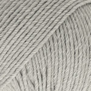 Drops Cotton Merino 20 Hellgrau