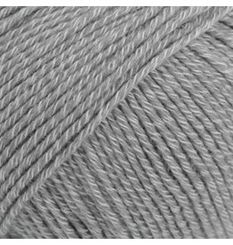 Drops Cotton Merino 18 Mittel Grau