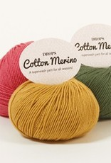 Drops Cotton Merino Wol & Garen