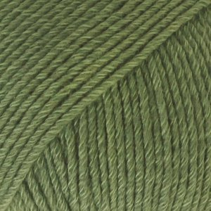 Drops Cotton Merino 11 Waldgrün