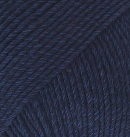 Drops Cotton Merino 08 Marineblauw