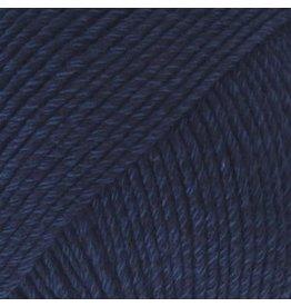 Drops Cotton Merino 08 Marineblauw