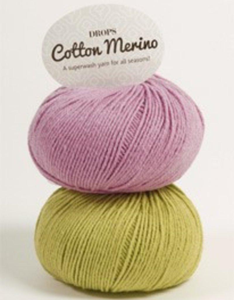 Drops Cotton Merino Wool & Yarn