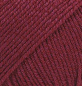 Drops Cotton Merino 07 Wijnrood