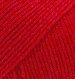 Drops Cotton Merino 06 rot