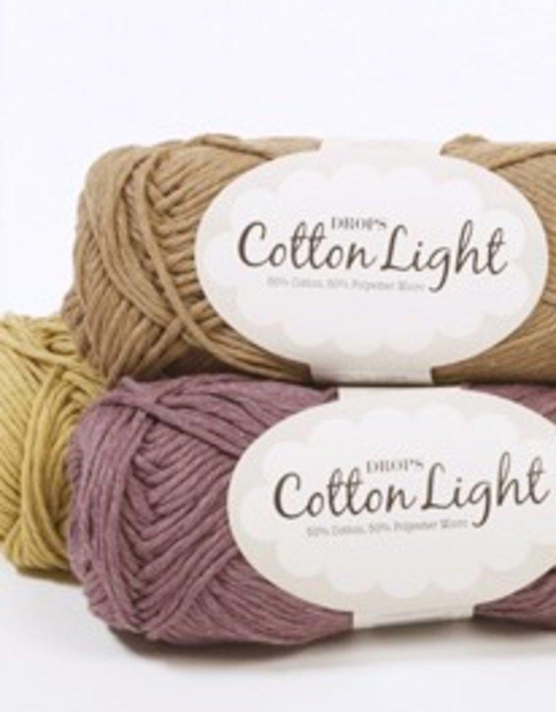 Drops Cotton Light Wool & Yarn