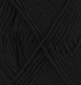 Drops Cotton Light 20 Schwarz
