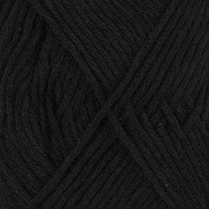 Drops Cotton Light 20 Zwart