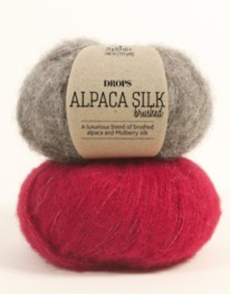 Drops Brushed Alpaca Silk Wol & Garen