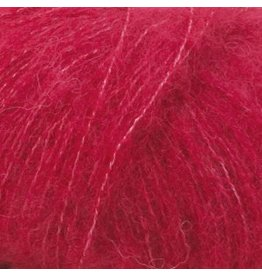 Drops Brushed Alpaca Silk 07 Rood