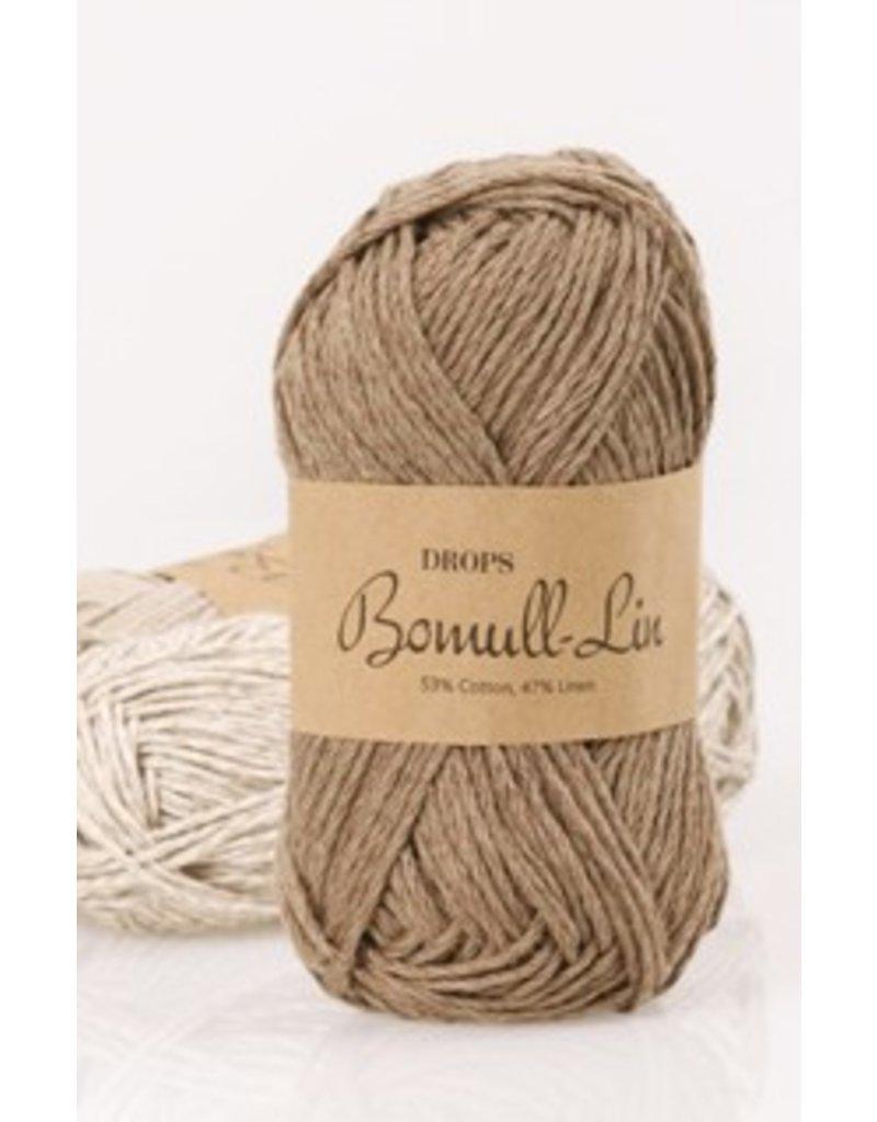 Drops Bomull Lin Wolle & Garn