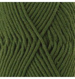 Drops Big Merino 14 waldgrün