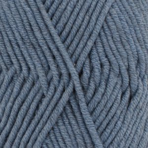 Drops Big Merino 07 jeansblau