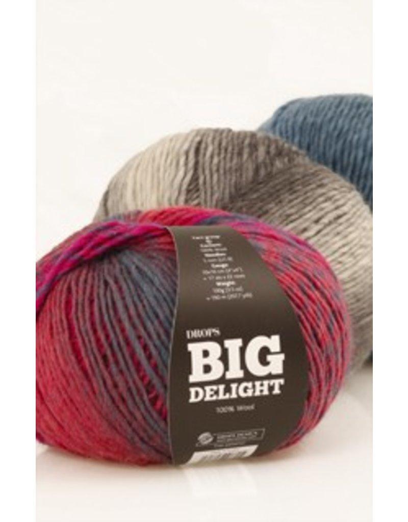 Drops Big Delight Wool and Yarn